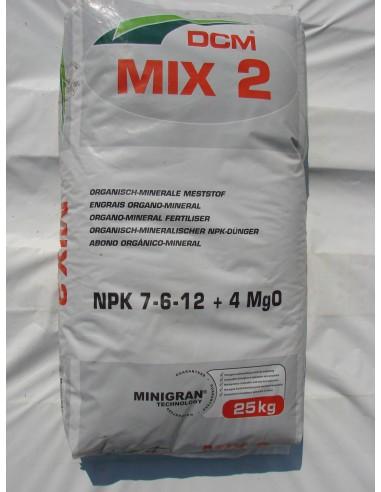 Fertilisant Minigran DCM ECO-MIX 2