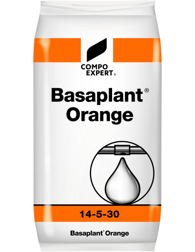 Engrais Soluble tomates - Basaplant Orange