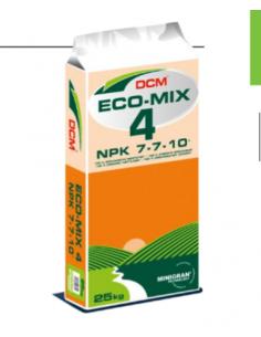 ECO-MIX4 MINIGRAN 7-7-10