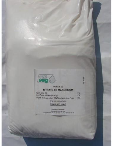 Nitrate de Magnésie