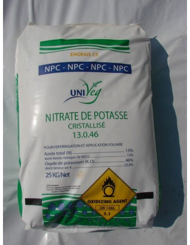 Nitrate de potasse