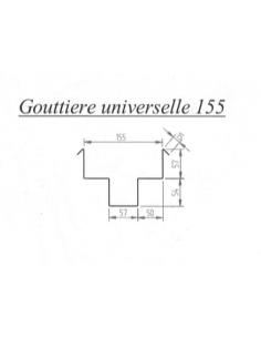 Gouttière Universelle 155