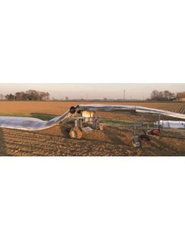 Machine d'aide à la récolte d'asperge K8