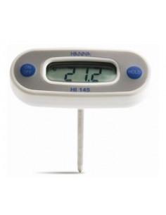 Thermomètre sol